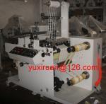 Adhesive Tape / Label Slitting Machine Slitting Equipment 1200*900*1400mm Manufactures