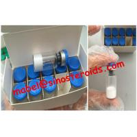 Buy cheap 99 % Powerful HGH Human Growth Hormone Petides Freeze-dried powder Hygertropin 8 IU / vial from wholesalers