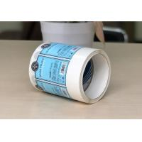 Buy cheap Strong Tenacity Synthetic Paper Sticker , Self Adhesive Removable Labels Waterproof from wholesalers