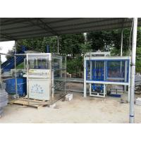 Buy cheap hot sale cement block mouldingmachine china supplier , good quality but low investment brick making machine in zamb from wholesalers