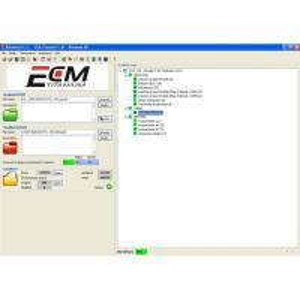 China Ecm Titanium V1.61 18475 Driver Automotive Diagnostic Software New Version For Cars / Trucks on sale