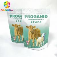 Wholesale Rotogravure Printing Foil Pouch Packaging Custom Printing Laminated Animal Food Bag from china suppliers