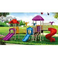 Buy cheap outdoor playground equipment for home, park swings and slides, kids outdoor play equipment from wholesalers