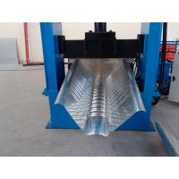 Wholesale 7.5kw Punching Cable Tray Roll Forming Machine 5 Tons Hydraulic Decoiler from china suppliers
