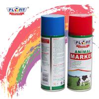 Wholesale Harmless Colorful Animal Marking Paint Safe Spray Distinguish Between Sheep / Pig / Cattle from china suppliers