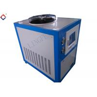 Buy cheap 2HP Air Cooled Industrial Chiller For Foamimg Machine , Molding Former from wholesalers