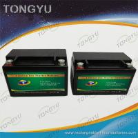 Wholesale Rotax 912 500 - 1000CC Aircraft Engine LiFePO4 Starter Battery With Internal BMS from china suppliers