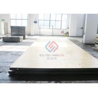 Buy cheap Steel Hot Press Platen / Plywood Press Metal Platen Less Than 1.8 Microns Smoothness from wholesalers