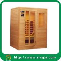 Buy cheap Double Sided Control Board Infrared Sauna Equipment(ISR-07) from wholesalers