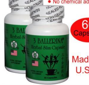 Three Ballerina Herbal Slimming Diet Weight Loss Capsule 3 Ballerina Herbal Slim Capsule, Herbal Slimming Pill Diet Manufactures