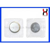 Buy cheap Waterproof Neodymium Sewing Invisible Magnet Button for Clothing from wholesalers