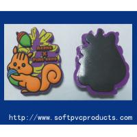 Buy cheap Cute Cartoon Custom Fridge Magnets Wholesale , Personalized Refrigerator Magnetic Stickers from wholesalers