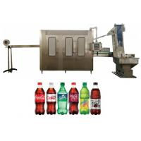 Buy cheap Commercial Carbonated Drink Filling Machine Water Maker Line Energy Drink Manufacturing from wholesalers