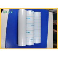 Buy cheap PE Adhesive Surface Protection Plastic Laser Cutting Film For Stainless Steel from wholesalers