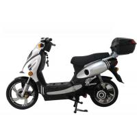 Buy cheap Lady EEC 500W Electric Motorcycle 48V / 20Ah Lead-acid battery , 38km/h from wholesalers
