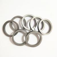 Buy cheap Customize O Shape Tungsten Carbide Mechanical Seal Rings With High Wear Resistance from wholesalers