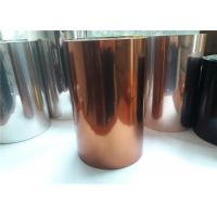 Wholesale High Strength 1240mm Width Polished Aluminum Coil Roll With Colorful PE Painting from china suppliers