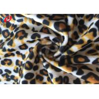 Buy cheap Upholstery Material , Printed Polyester Velvet Fabric , Soft Plush Velboa Fabric from wholesalers