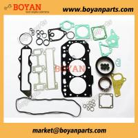 Buy cheap Yanmar 3TNE88 3D88 Full Gasket Set Kit with Cylinder Head Gasket 129001-01340 from wholesalers