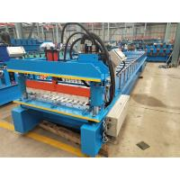 Buy cheap Industrial Roof Roll Forming Machine 7/8'' Corrugated Roof Sheet Making Machine from wholesalers