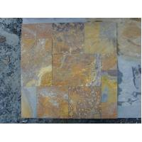 Buy cheap Rustic Slate Natural stone Xingzi from wholesalers