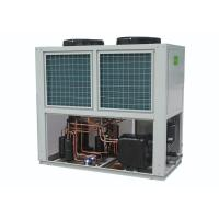 Buy cheap Modular Air Cooled Packaged Chiller With Hydraulic Module , HFC-407C from wholesalers
