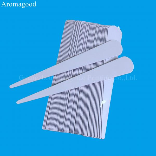 Quality Hot sale perfume test paper fragrance blotter/smelling test paper/custom perfume test strips for sale
