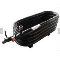 Buy cheap Coaxial Cooler Heat Exchanger , Refrigerator Heat Exchanger Spiral Twisting Construction from wholesalers