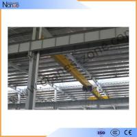 Extra Heavy Duty Single Girder Overhead Cranes for Steel Mills Manufactures