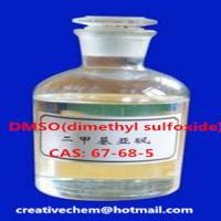 Buy cheap organic compound  Dimethyl sulfoxide(DMSO) cas no.67-68-5 from wholesalers