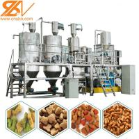 Buy cheap Industrial PET Dog Food Treats Making Machine / Dog Twist Bone Machine from wholesalers