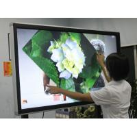 Wholesale Hot sale 55 to 84 inch interactive tv touch screen whiteboard, all in one pc touch screen monitor with 4K UHD Resolution from china suppliers