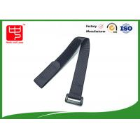 Buy cheap 20mm wide custom nylon straps , adjustable webbing straps with plastic buckle from wholesalers
