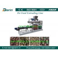 Wholesale Automatic Food Extruder Machine High - Tech 150kg/hour For Dry Pet Food from china suppliers