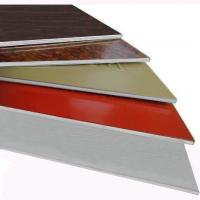 Buy cheap Fireproof Aluminum Composite Panels 1mm -4mm fire-resistance core from wholesalers