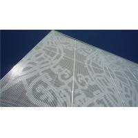 Commercial Exterior / Interior Wall Cladding Panels With Primer / Color Paints Coating
