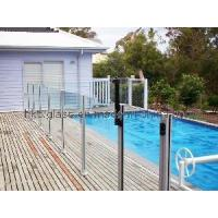 Buy cheap Pool Fencing Glass / Tempered Glass Panel / as/Nzs 2208: 1996 Approved from wholesalers