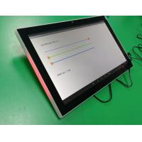 Buy cheap 10.1 Inch Tablet With POE Power, Inwall/Onwall Mount Bracket, LED Light Bar from wholesalers