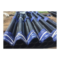 Buy cheap OD 60.3mm Welded ERW Steel Pipe Thickness 3.9mm API 5L X60 / X80 PSL2/API 5L / ASTM A53 Standard ERW STEEL PIPES from wholesalers