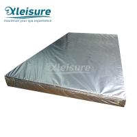 Buy cheap Heat Resistance Hot Tub Pool Covers Expanded Polystyreneabric Material from wholesalers