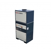 Buy cheap Integrated 3000m3/H 3Kw Laser Cutter Fume Extractor from wholesalers