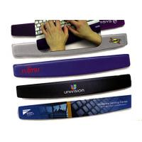 Buy cheap Laptop Silicone Rubber Wrist Support Mouse Pad For Keyboard SGS Approval from wholesalers