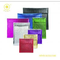 Buy cheap Customized Gold Bubble Mailer/ colored Metallic printed decorative protective padded envelopes from wholesalers