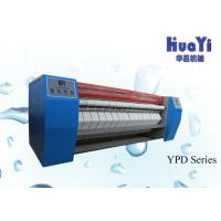 Buy cheap Electric Heating Roller Iron Machine / Hotel Laundry Equipment Flatwork Ironer from wholesalers