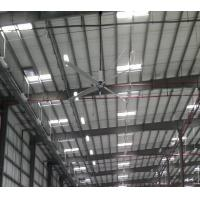 24ft Large Industrial Ceiling HVLS Fan For Warehouse Manufactures