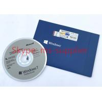 Buy cheap Genuine Windows 7 Pro Pack , Product Key Windows 7 Professional DVD OEM Pack from wholesalers