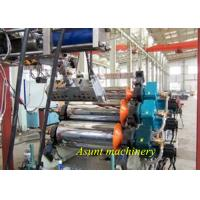 High quality PLC control 1200mm PP/PS file folder used sheet extrusion machine Manufactures