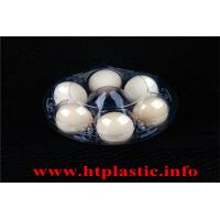 Buy cheap rigid PET egg tray/ box  packaging from wholesalers