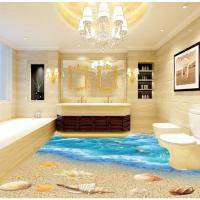 Buy cheap Hot sell Solvent free self leveling clear epoxy resin 3D flooring paint from wholesalers