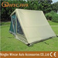 Buy cheap 150D oxford fabric Tent and Awning green 2.5m × 2m for camping from wholesalers